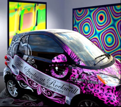 Merits Of A Vehicle Wrap